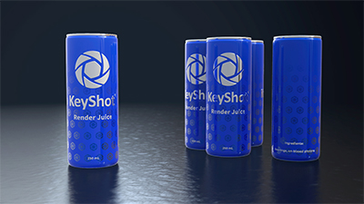 All About KeyShot Textures and Labels